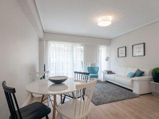 Cozy 2 bedroom Apartment in San Sebastian - San Sebastian vacation rentals