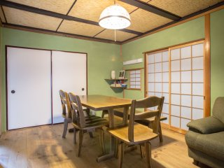 Seiun-an, former Geisha house -Best Location - Kyoto vacation rentals