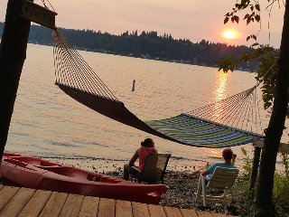 Quiet, Private, Lake Access Duplex - Sammamish vacation rentals