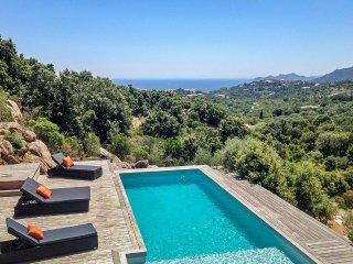 Charming Villa with Television and Fireplace in Porto-Vecchio - Porto-Vecchio vacation rentals