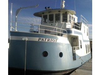 M/V Patriot:  Absolutely Amazing Floating Home Downtown on the Waterfront! - Boston vacation rentals