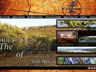 The Garden of Elaïs - House Rental - Sibenik - Sibenik vacation rentals