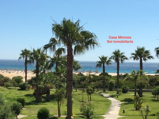 Spectacular Beachfront Chalet with Sea Views for 9 - Zahara de los Atunes vacation rentals