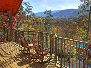 Brand New 1 Bedroom Luxury Cabin with Amazing Views - Gatlinburg vacation rentals