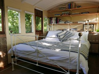 Tremerlin,  The Railway Carriage - Helford vacation rentals