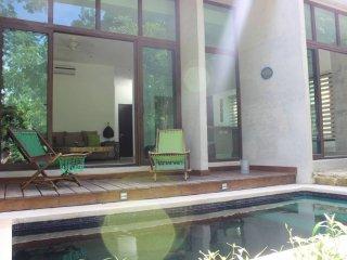 """C9 """"Villa Mimosa"""" Golf Course View - Akumal vacation rentals"""