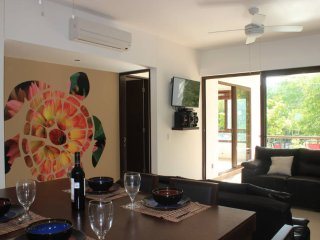 KM1 Beautiful Condo with Beach Club - Akumal vacation rentals