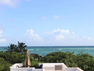 OF5 Amazing Ocean View from Rooftop - Akumal vacation rentals