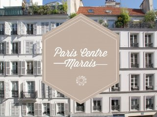 3 apartments in the same building - Paris vacation rentals