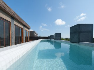 Penthouse:Private pool,shuttle and concierge (01-C01) - Tulum vacation rentals