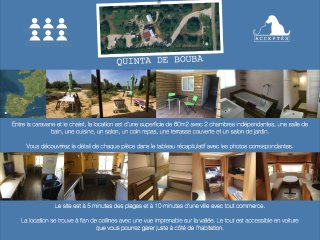 Location à 5 km des plages et à 10 km de la ville - Barao de Sao Joao vacation rentals