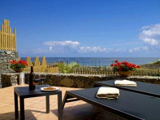 Villa with Jacuzzi in garden, Sea Views - Los Abrigos vacation rentals