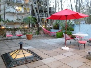 Brownstone 3 bedrooms, study room & terrace - Buenos Aires vacation rentals