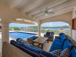 Lagoon View - 3 bedrooms villa - Cupecoy Bay vacation rentals