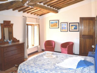 Happy House Tuscany, typical Tuscan style apt. - Casciano vacation rentals