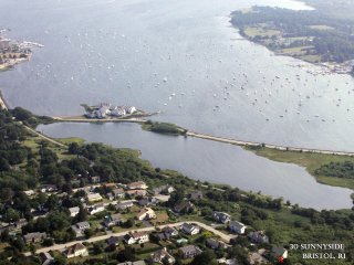Waterviews and Sunsets over Bristol Harbor - Newport vacation rentals