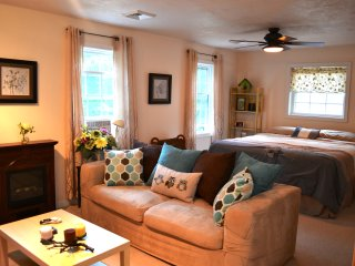 Cozy Condo with DVD Player and Central Heating - Upton vacation rentals