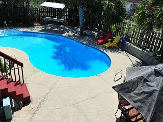 Perfect House with Deck and A/C - Pensacola Beach vacation rentals