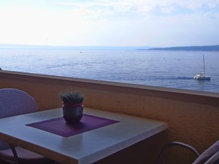 Room with seaview in quite location - Brela vacation rentals