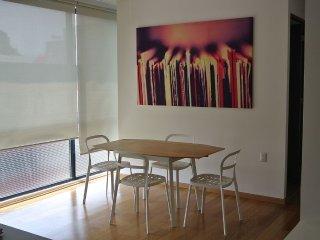 Trendy New Apartment At La Roma - Mexico City vacation rentals