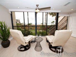 Morgan Properties -Siesta Dunes 4-6216A -BRAND NEW 3 Bed/3Bath Direct Oceanfront - Siesta Key vacation rentals