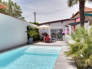 House with an independent studio and a pool - Anglet vacation rentals
