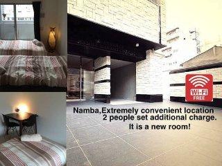 Namba, Extremely convenient location - Osaka vacation rentals