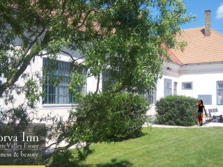 Green Valley Estate, Holiday Home, Pool, Wellness - Szepalmapuszta vacation rentals