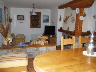 3 bedroom Chalet with Satellite Or Cable TV in Villars-Colmars - Villars-Colmars vacation rentals