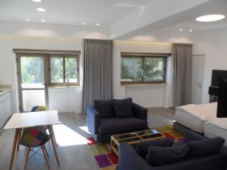 Spacious studio, balcony, in city center - Jerusalem vacation rentals