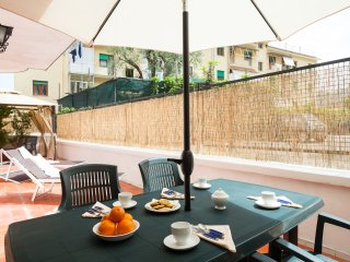 Central Sorrento 2BR apartment 2 bathrooms terrace - Sorrento vacation rentals