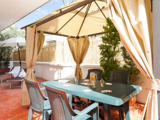 Central Sorrento 2BR apartment 2 bathrooms terrace - Sorrento vacation rentals