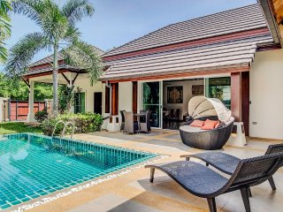 3 BDR POOL VILLA AT NAI HARN - Nai Harn vacation rentals