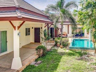3 BDR Villa with Private Area and Pool at Nai Harn - Nai Harn vacation rentals