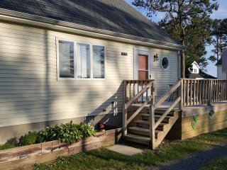 Sea Heart & Soul, Waterfront Memorial Park Rental - Chincoteague Island vacation rentals