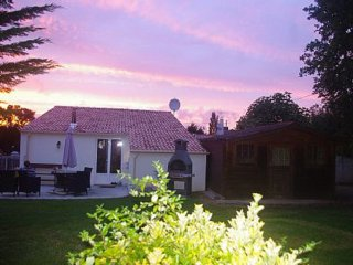 Villa With Intex Pool 15 Mins From The Coast - Les Sables-d'Olonne vacation rentals