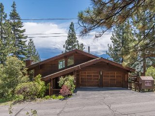Spacious Dollar Point Home with Gorgeous Lakeviews 4bd/3.5ba - Tahoe City vacation rentals