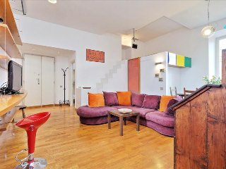 Bright 2bdr with a terrace - Rome vacation rentals