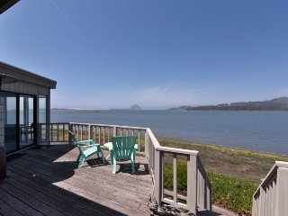 Amazing Bay Front Home Overlooking Morro Bay! - Los Osos vacation rentals