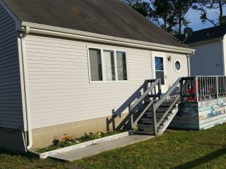 SA Waterfront  Views, Pier at this Park Rental!!! - Chincoteague Island vacation rentals