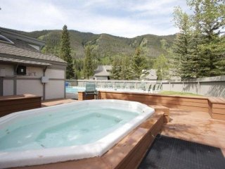 East Vail Condo, Short Walk to Bus Stop, Sleeps 8, Hot Tub & Seasonal Pool! - Vail vacation rentals