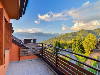 Bright Montecampione Studio rental with Elevator Access - Montecampione vacation rentals