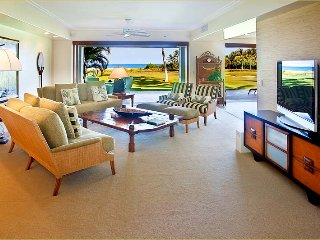 3BD Golf Villa (2101) at Four Seasons Resort - Mauna Lani vacation rentals