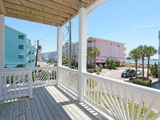 Cool Surf - 5 Bedroom Oceanview Duplex Sleeps 12 - Carolina Beach vacation rentals