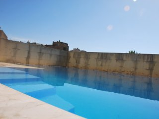 Ta Pawlu Farmhouse in Sannat Gozo 4 Bed Sleeps 14 - Sanat vacation rentals