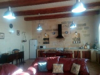 Te Gemma Farmhouse Nadur Gozo (Sleeps 16)with POOL - Nadur vacation rentals