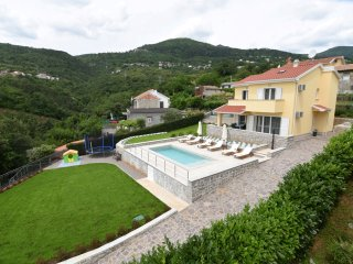 Villy Holly near Opatija with private pool and great sea view - Opatija vacation rentals