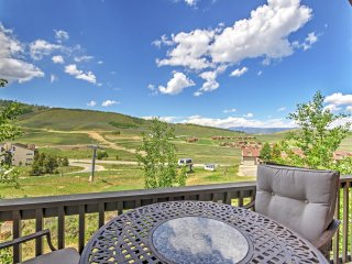New Listing! Delightful 2BR Granby Condo w/Wifi, Private Covered Deck, Breathtaking Mountain Views & Resort-Style Amenities - Walk to the Ski Lifts! Easy Access to Year-Round Outdoor Activities! - Granby vacation rentals
