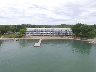 Modern, Waterfront Beauty with 4 BR, 3 Baths + Lake Erie Panorama Views - Put in Bay vacation rentals