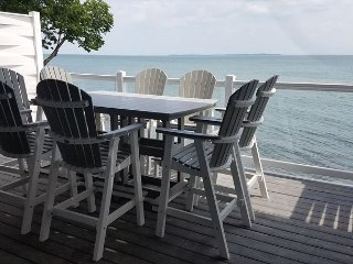 Incredible New Put-in-Bay Condo - 2 Floors, 4 BR on the Water - 12 ppl max - Put in Bay vacation rentals